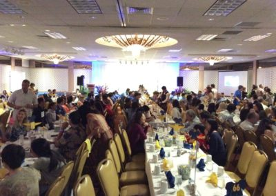 Punahou Football Banquet