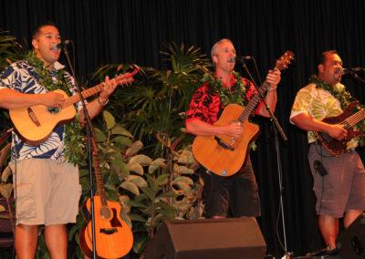 Live Band - Maunalua